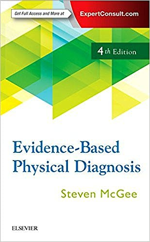 Portada del libro 9780323392761 Evidence-Based Physical Diagnosis