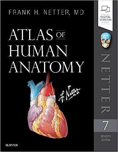 Portada del libro 9780323393225 Atlas of Human Anatomy (Print and Online)