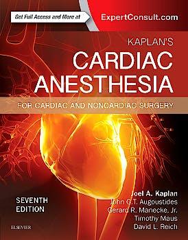 Portada del libro 9780323393782 Kaplan's Cardiac Anesthesia. For Cardiac and Noncardiac Surgery (Print and Online)