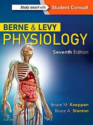 Portada del libro 9780323393942 Berne and Levy Physiology + Online Access