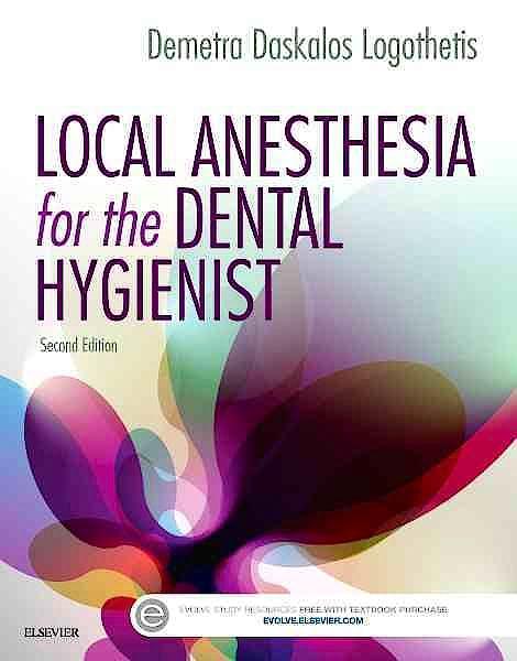 Portada del libro 9780323396332 Local Anesthesia for the Dental Hygienist