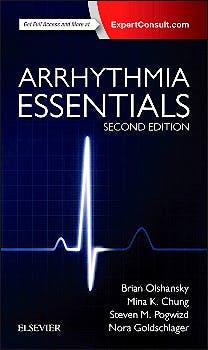 Portada del libro 9780323399685 Arrhythmia Essentials (Online and Print)