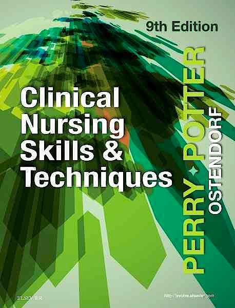 Portada del libro 9780323400695 Clinical Nursing Skills and Techniques