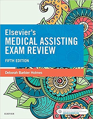 Portada del libro 9780323400701 Elsevier's Medical Assisting Exam Review