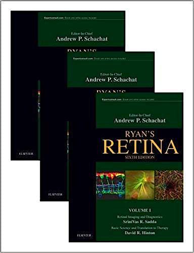 Portada del libro 9780323401975 Ryan's Retina, 3 Vols.