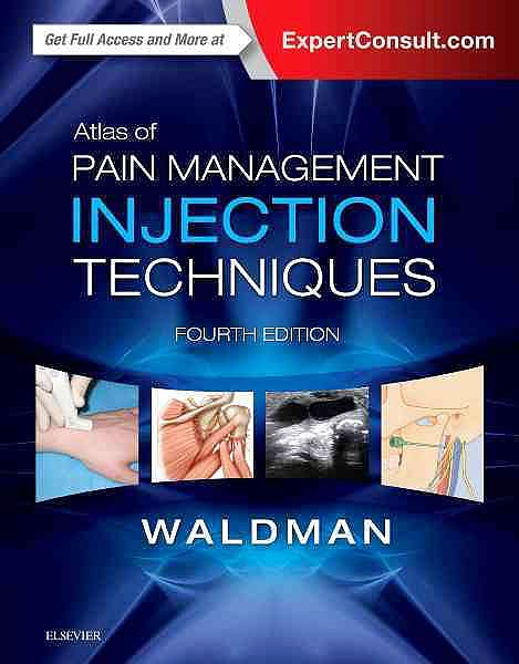 Portada del libro 9780323414159 Atlas of Pain Management Injection Techniques (Online and Print)