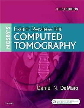 Portada del libro 9780323416337 Mosby's Exam Review for Computed Tomography