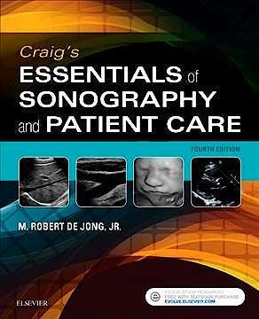Portada del libro 9780323416344 Craig's Essentials of Sonography and Patient Care