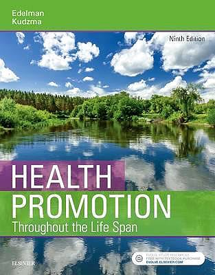 Portada del libro 9780323416733 Health Promotion Throughout the Life Span