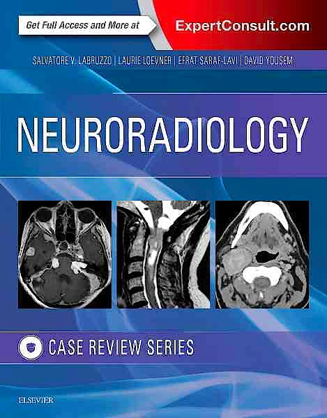 Portada del libro 9780323417266 Neuroradiology. Case Review Series (Online and Print)