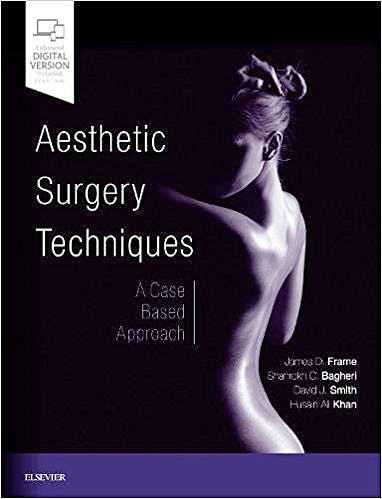 Portada del libro 9780323417457 Aesthetic Surgery Techniques. A Case Based Approach (Print and Online)