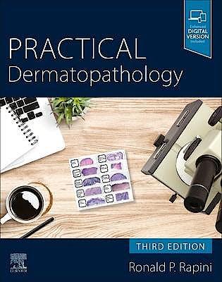 Portada del libro 9780323417884 Practical Dermatopathology