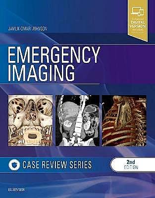 Portada del libro 9780323428750 Emergency Imaging. Case Review