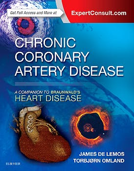 Portada del libro 9780323428804 Chronic Coronary Artery Disease. a Companion to Braunwald's Heart Disease (Online and Print)