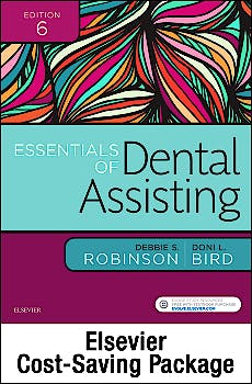 Portada del libro 9780323430906 Essentials of Dental Assisting. Text and Workbook Package
