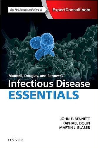 Portada del libro 9780323431019 Mandell, Douglas and Bennett's Infectious Diseases Essentials (Online and Print)