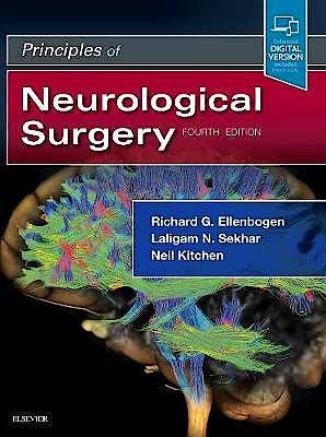 Portada del libro 9780323431408 Principles of Neurological Surgery (Print and Online)