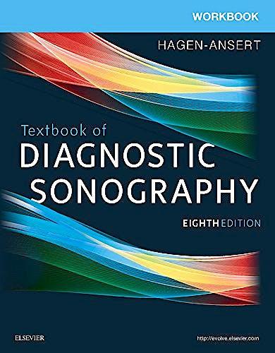 Portada del libro 9780323441834 Workbook for Textbook of Diagnostic Sonography