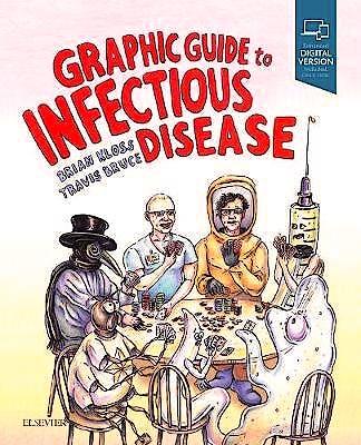 Portada del libro 9780323442145 Graphic Guide to Infectious Disease