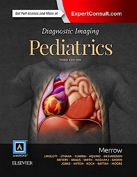 Portada del libro 9780323443067 Diagnostic Imaging. Pediatrics