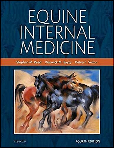 Portada del libro 9780323443296 Equine Internal Medicine