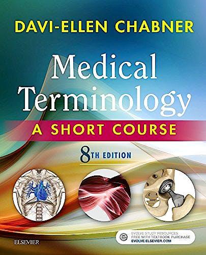Portada del libro 9780323444927 Medical Terminology. A Short Course