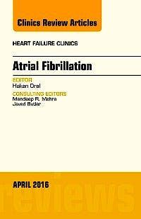 Portada del libro 9780323444958 Atrial Fibrillation (An Issue of Heart Failure Clinics)