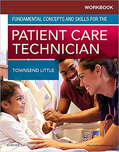 Portada del libro 9780323445719 Workbook for Fundamental Concepts and Skills for the Patient Care Technician