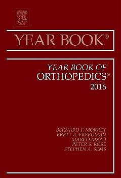 Portada del libro 9780323446921 Year Book of Orthopedics 2016
