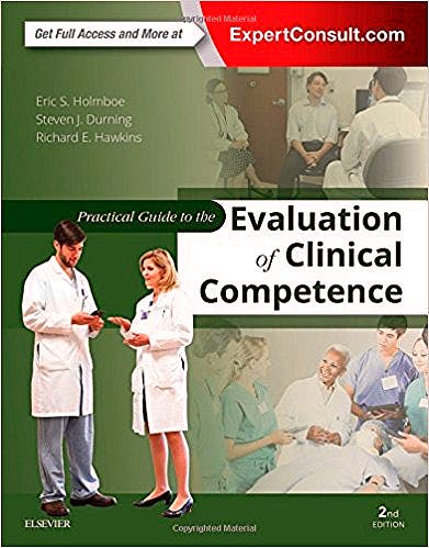 Portada del libro 9780323447348 Practical Guide to the Evaluation of Clinical Competence (Online and Print)