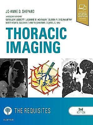 Portada del libro 9780323448864 Thoracic Imaging. The Requisites (Print and Online)