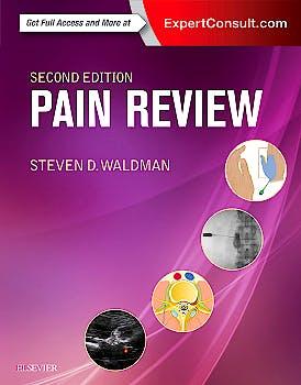 Portada del libro 9780323448895 Pain Review (Online and Print)