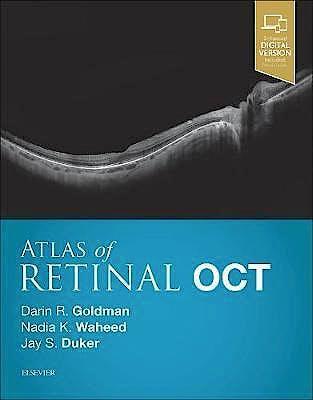 Portada del libro 9780323461214 Atlas of Retinal OCT