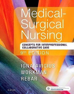 Portada del libro 9780323461580 Medical-Surgical Nursing. Concepts for Interprofessional Collaborative Care, 2 Vols.