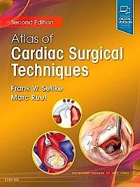 Portada del libro 9780323462945 Atlas of Cardiac Surgical Techniques (Print + Online)