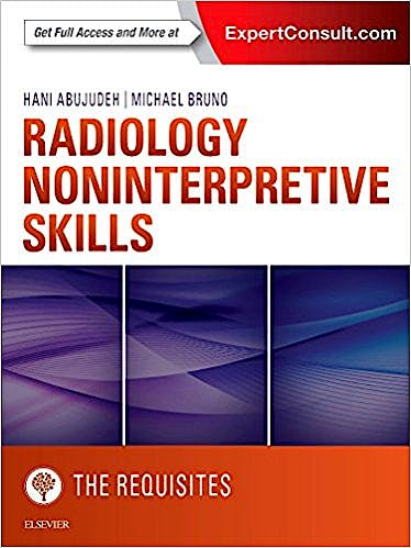 Portada del libro 9780323462976 Radiology Noninterpretive Skills. the Requisites (Online and Print)