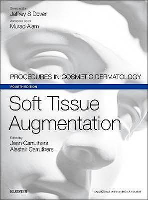 Portada del libro 9780323476584 Soft Tissue Augmentation (Procedures in Cosmetic Dermatology)