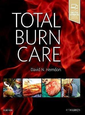 Portada del libro 9780323476614 Total Burn Care