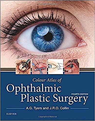 Portada del libro 9780323476799 Colour Atlas of Ophthalmic Plastic Surgery