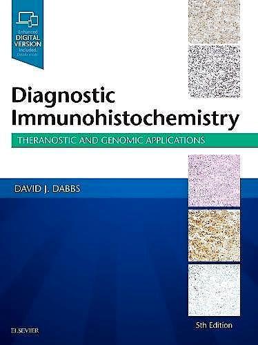 Portada del libro 9780323477321 Diagnostic Immunohistochemistry  Theranostic and Genomic Applications (Print and Online)