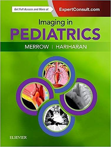 Portada del libro 9780323477789 Imaging in Pediatrics