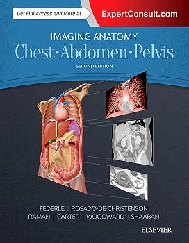 Portada del libro 9780323477819 Imaging Anatomy. Chest, Abdomen, Pelvis (Online and Print)