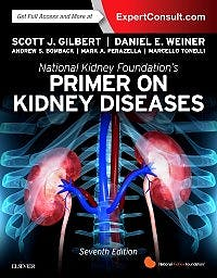 Portada del libro 9780323477949 National Kidney Foundation's Primer on Kidney Diseases (Print and Online)