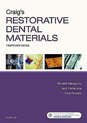 Portada del libro 9780323478212 Craig's Restorative Dental Materials