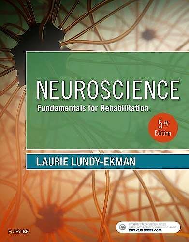 Portada del libro 9780323478410 Neuroscience. Fundamentals for Rehabilitation