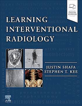 Portada del libro 9780323478793 Learning Interventional Radiology (Print and Online)