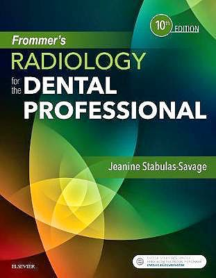 Portada del libro 9780323479332 Frommer's Radiology for the Dental Professional