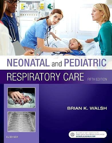 Portada del libro 9780323479479 Neonatal and Pediatric Respiratory Care