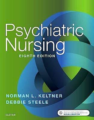 Portada del libro 9780323479516 Psychiatric Nursing