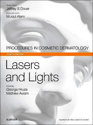 Portada del libro 9780323480062 Lasers and Lights (Procedures in Cosmetic Dermatology) (Online and Print)